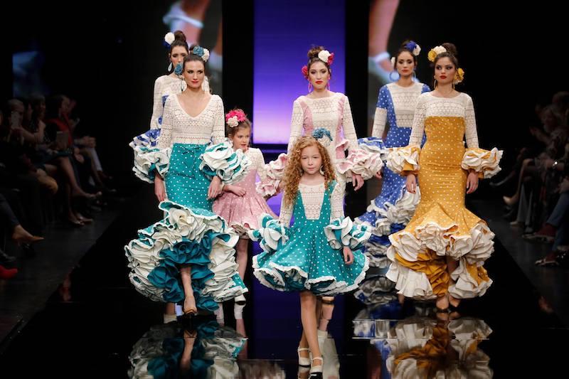 outlets y rebajas trajes de flamenca