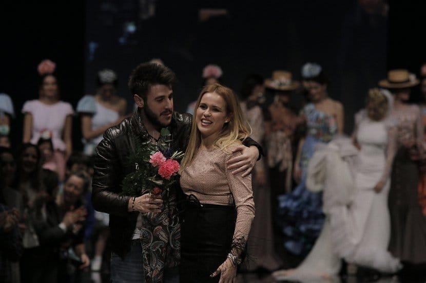 Antonio Jose en Sara de Benítez
