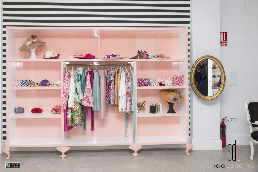 Apertura nueva tienda Sara de Benitez