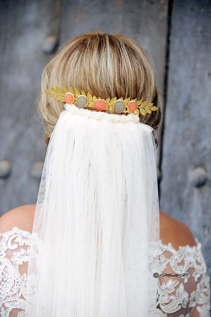 Moda nupcial elegante
