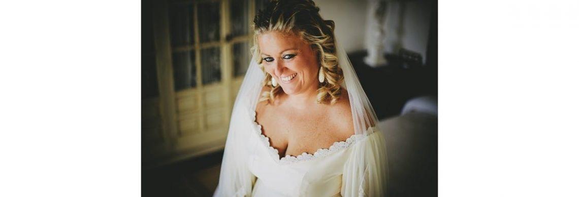 Vestido novia para el Rocio