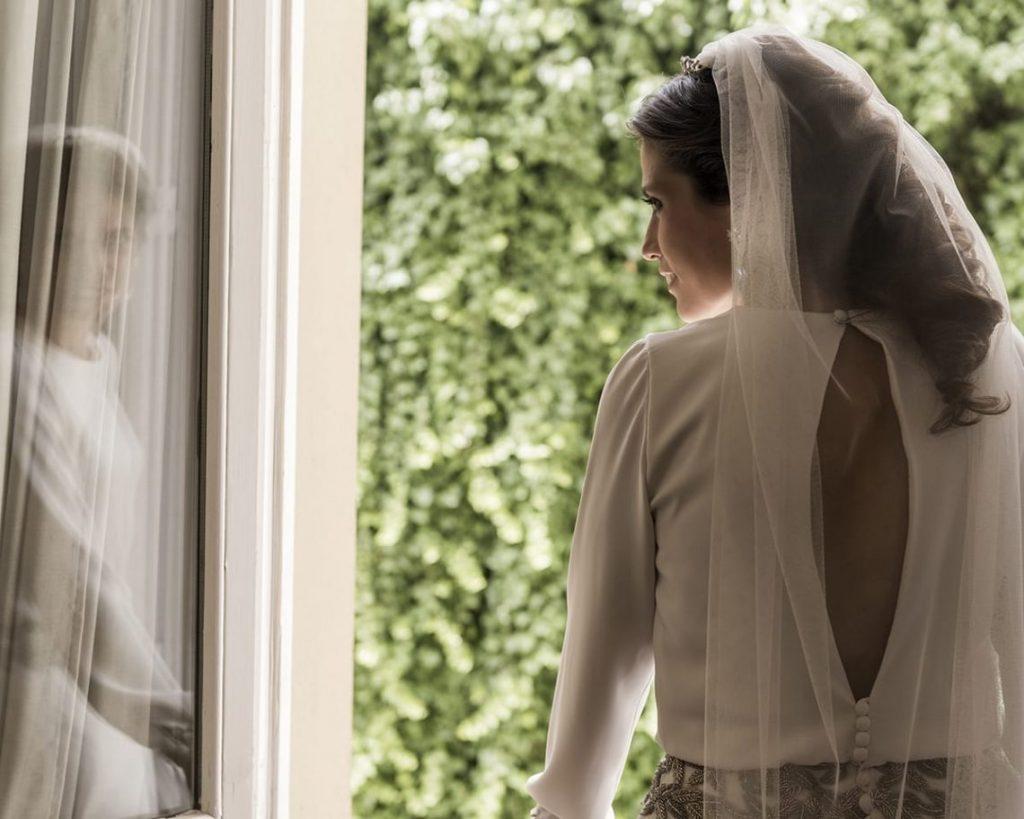 Vestido novia romantico Palma del Rio