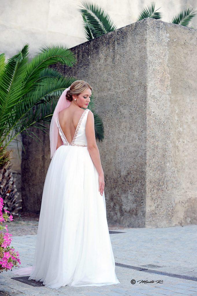 Vestidos de novias Sara de Benitez