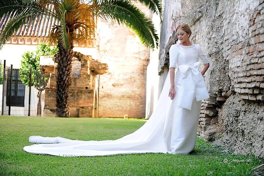 Vestidos novia a medida