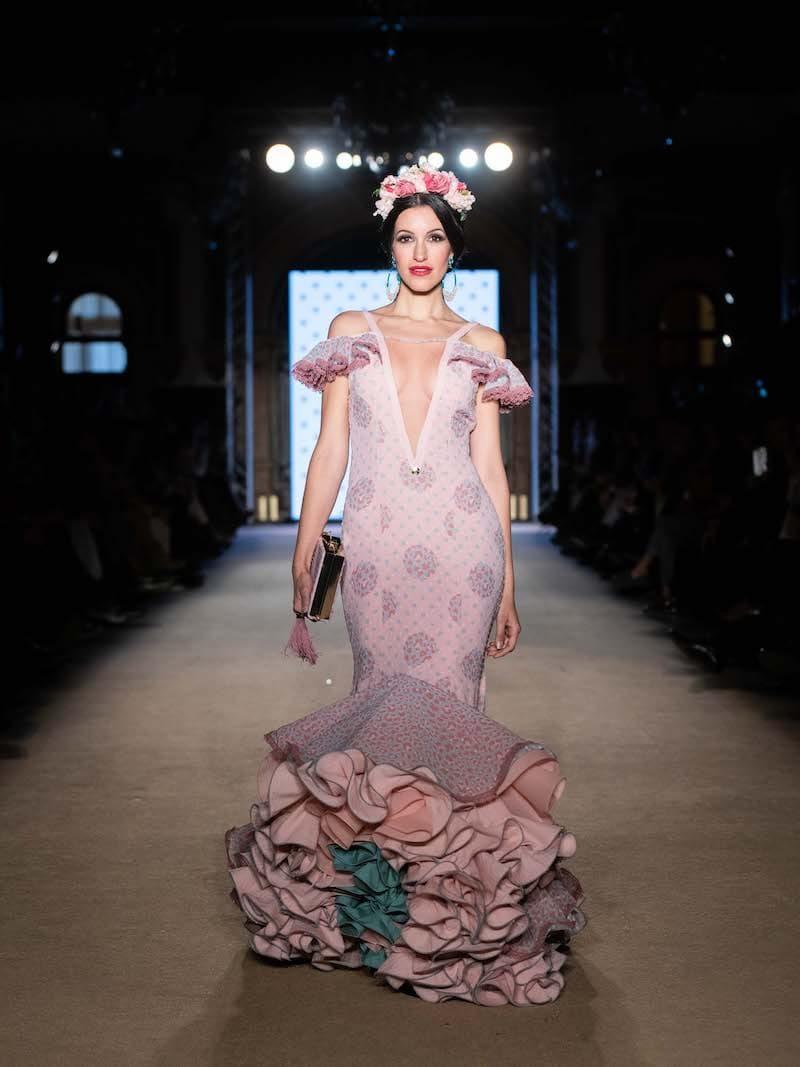 bolso para flamenca