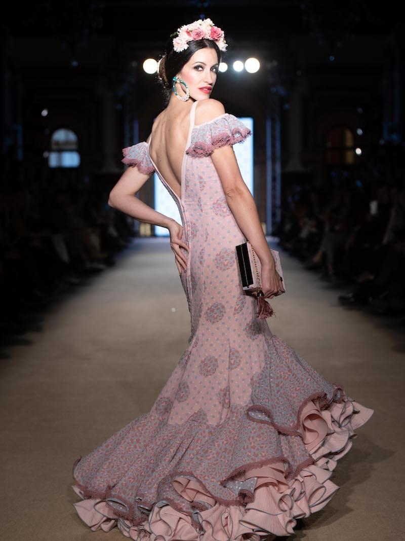 bolso para traje flamenca