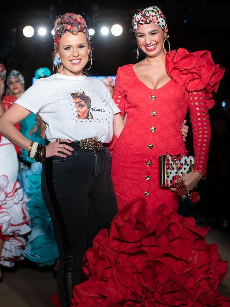 bolso para traje flamenca Sevilla