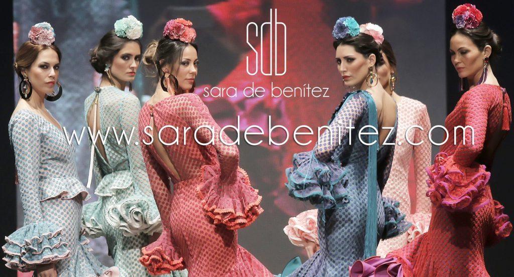 trajes de flamenca a medida sevilla