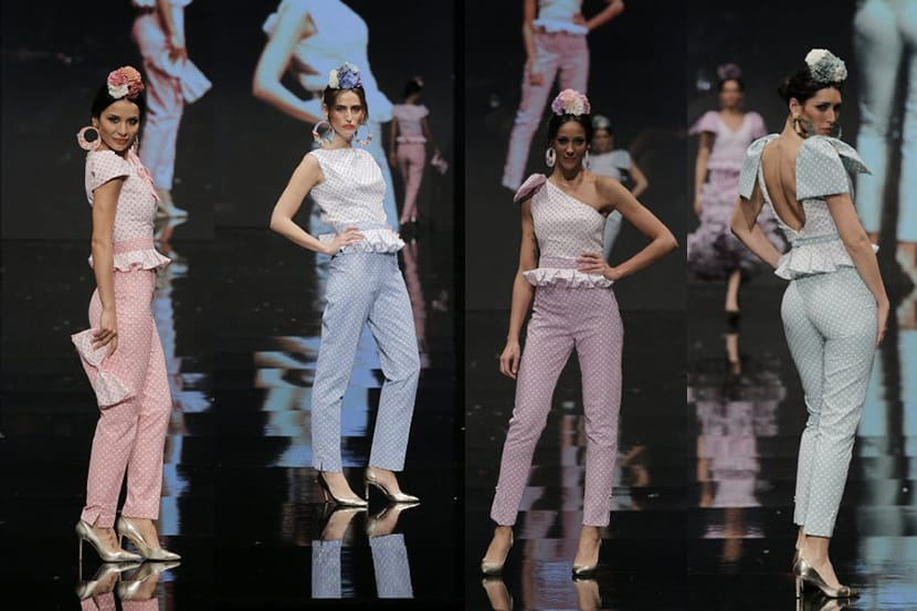 trajes de flamenca simof 2016 pantalones