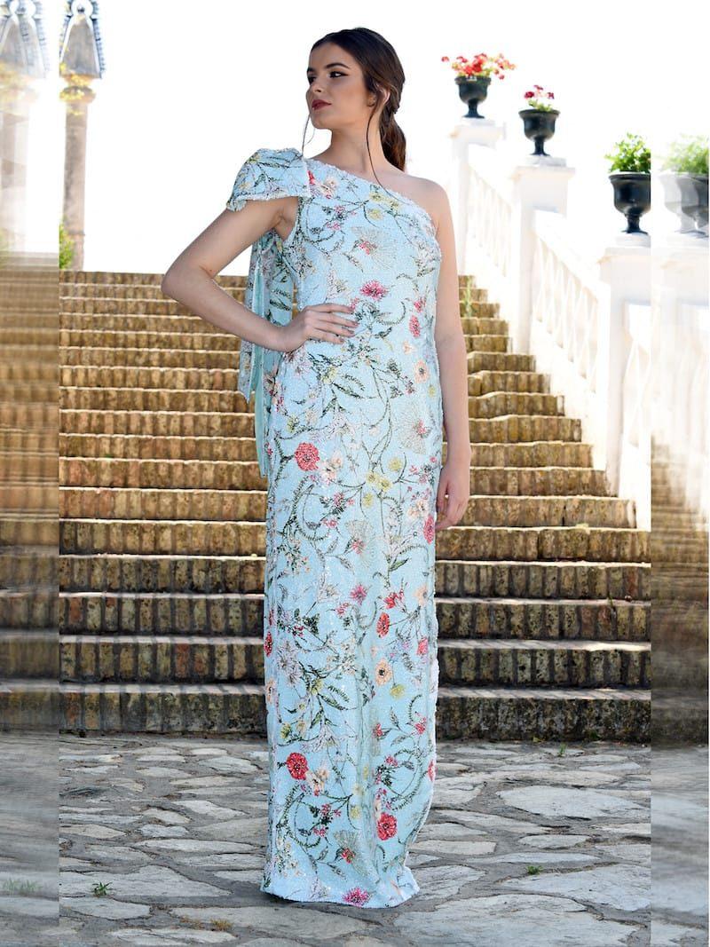 Vestido Pias