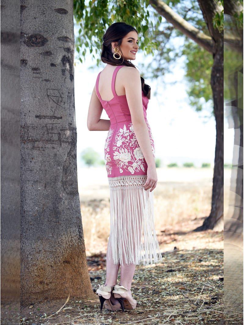 Vestido Monsarat