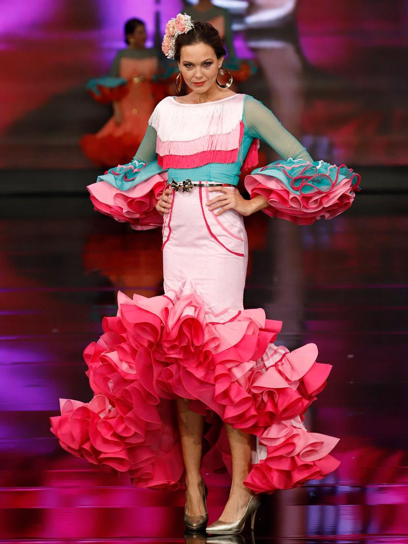 falda-flamenca-coral