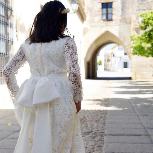 vestidos de comunion en sevilla